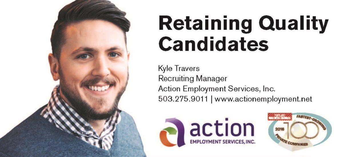 Retaining Quality Candidates