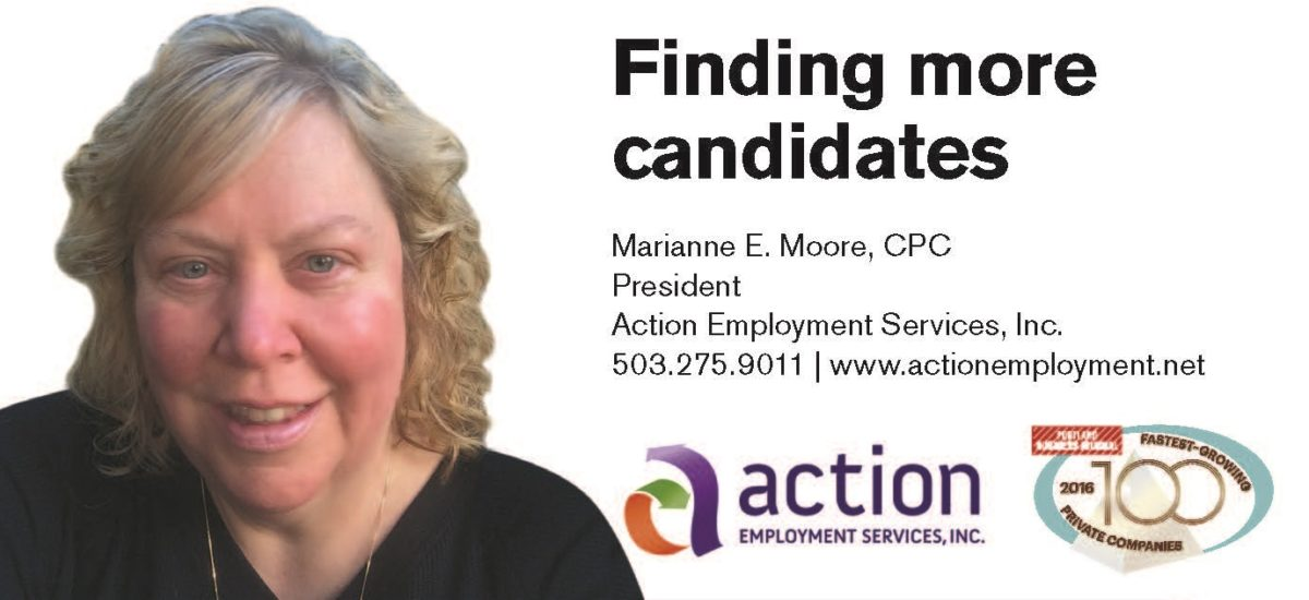 Finding More Candidates