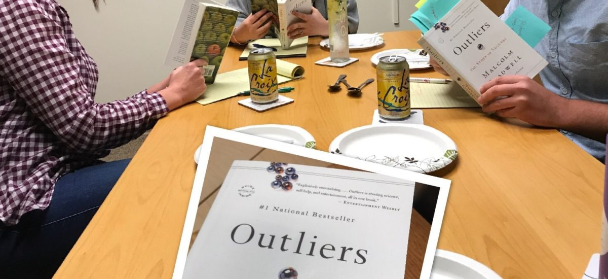 """Outliers"" Book Club"