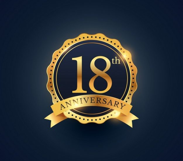 Happy 18th Anniversary from Action Employment Services, Inc!